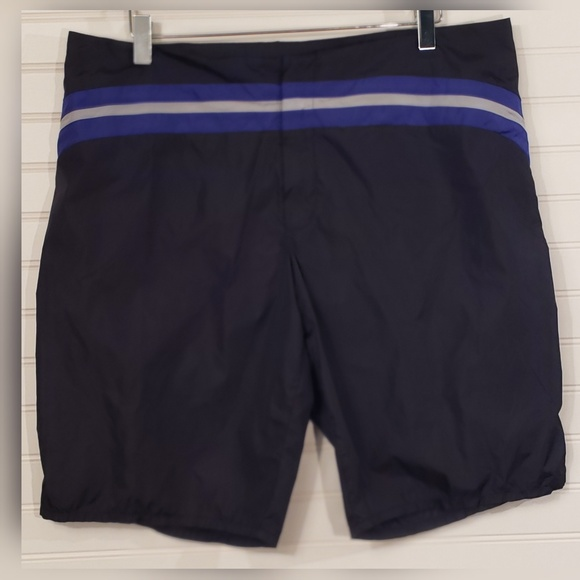 72260d51eb Prada Swim | Mens Navy Blue Trunks | Poshmark